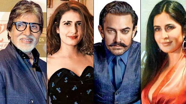 Thugs Of Hindostan cast to be introduced in series of first-look posters