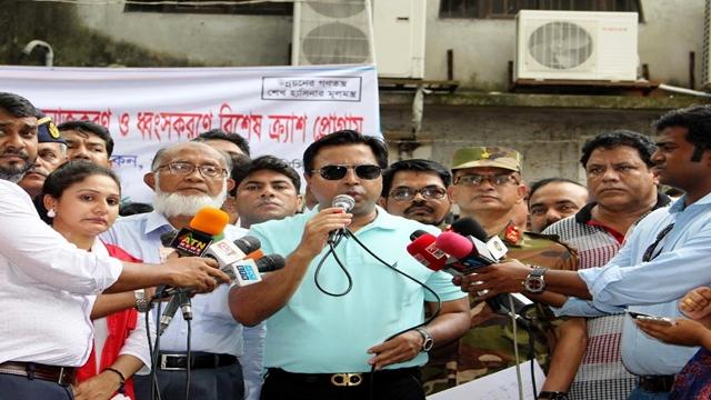Dengue on the rise: Khokon advices not to panic