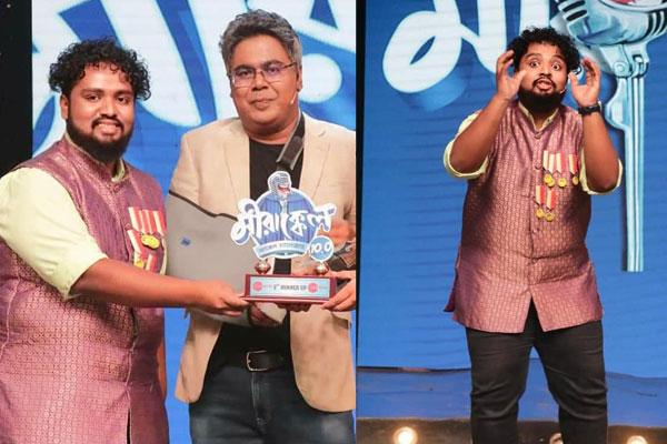 Bangladesh's Toufik wins 2nd runner-up at Mirakkel 10