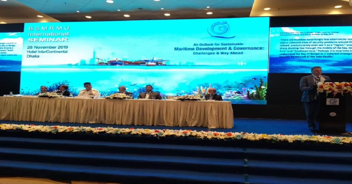 Pollution a challenge to sustainable maritime development: Minister