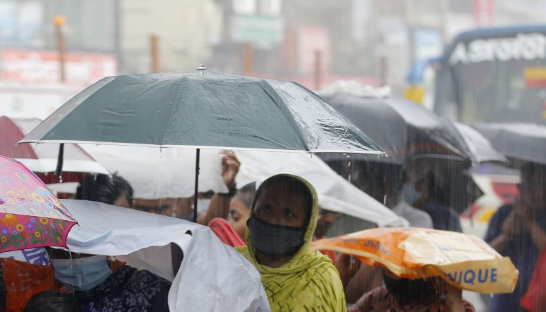 Depression over Bay to bring more rains