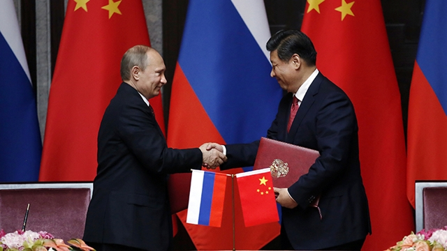 Russia and China sign biggest package of contracts in nuclear sphere