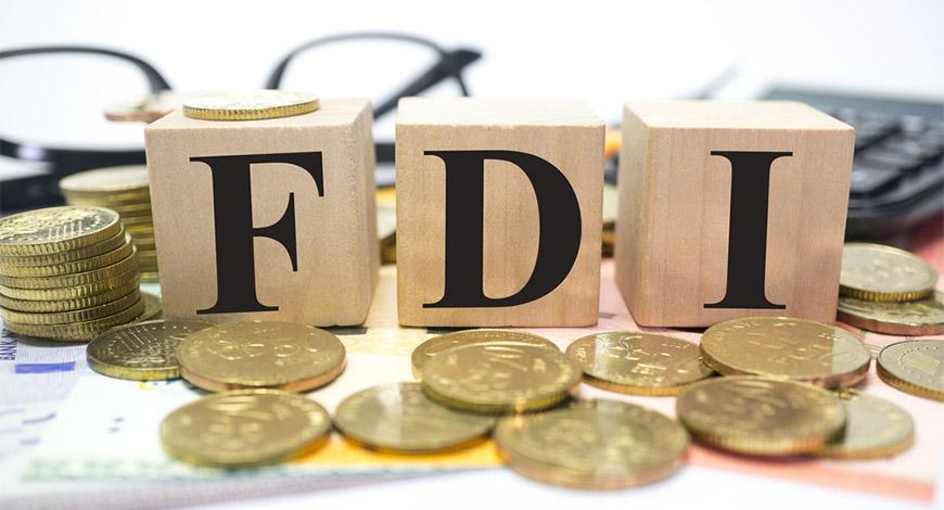 FDI stuck in low gear