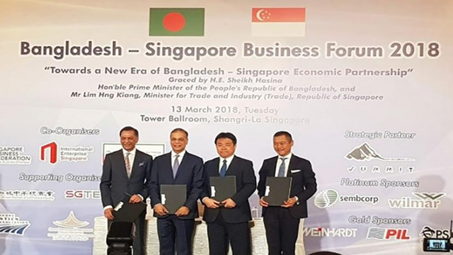 Summit, Mitsubishi sign MoU for power plant, LNG terminal
