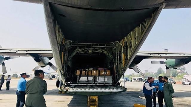 Bodies of 23 plane crash victims arrive
