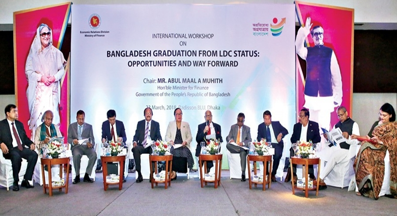 Greater job creation a must in post-LDC era: Muhith