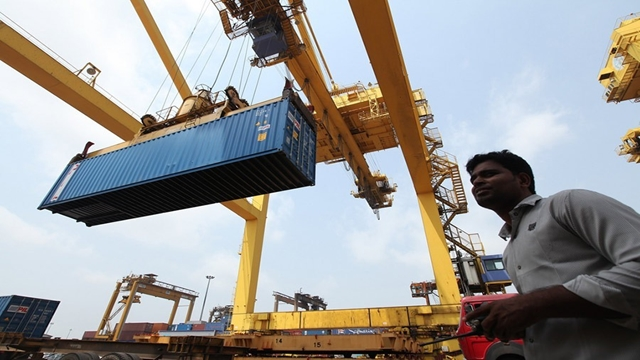 Export earnings rise by 6.33pc in nine months