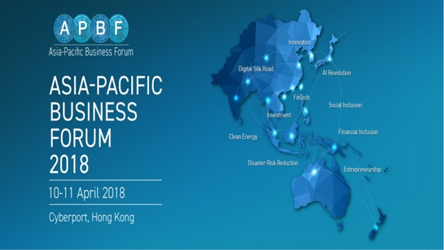 Asia-Pacific Business Forum in Hong-Kong on April 10-11