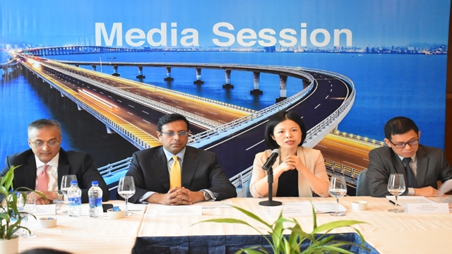 SCB ready for infrastructure financing under China's BRI
