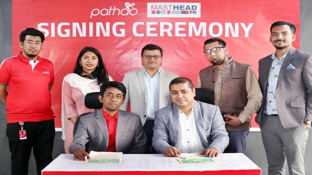 Pathao, Masthead PR ink exclusive partnership deal