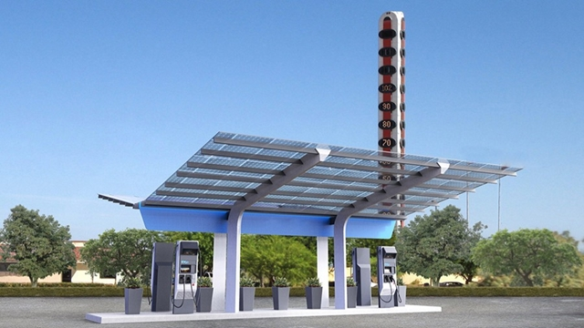 Sylhet set to launch first solar charging station in June