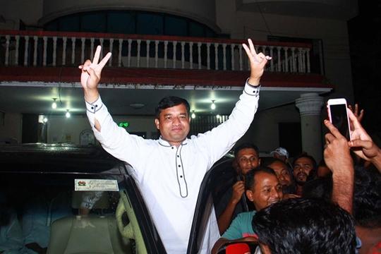 AL's Jahangir Alam elected Gazipur mayor