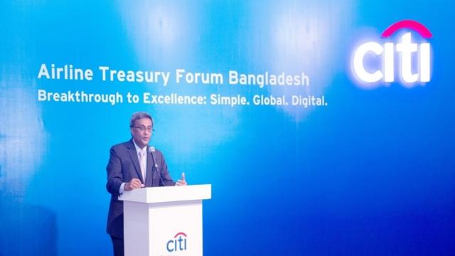 Citi holds airline treasury forum in Bangladesh