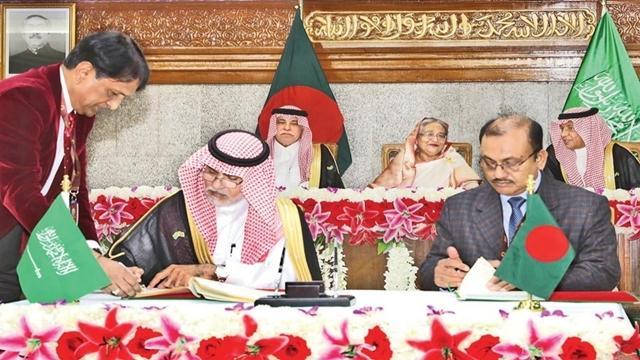 Saudi team sees BD as 'new Asian Tiger'