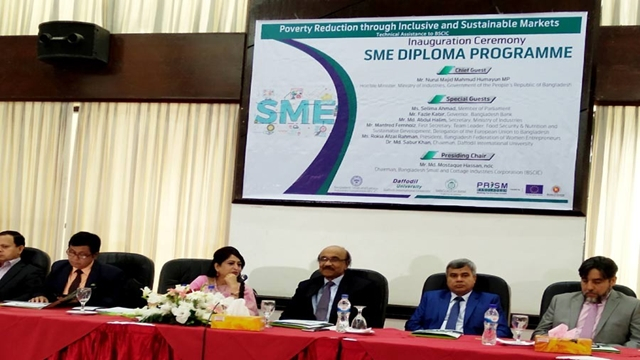 Banks to provide 20pc of total loans to SMEs: Governo