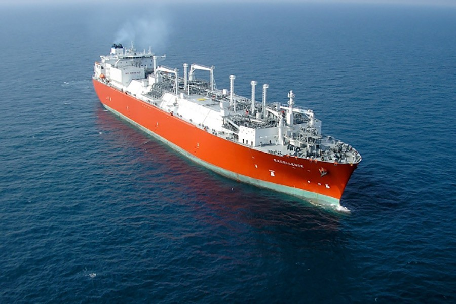 LNG boosts daily gas supply to 3.200 mmcf