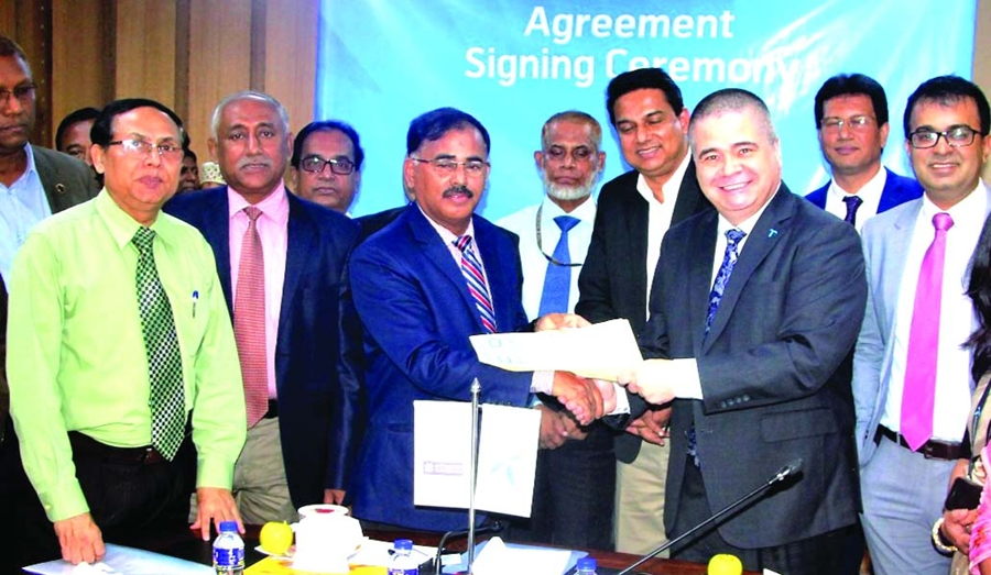 GP, Sonali Bank sign bilateral agreement