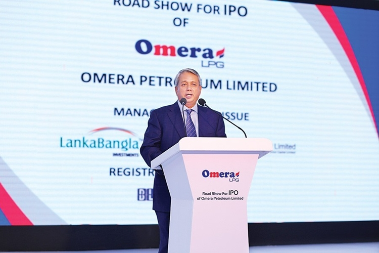 Omera Petroleum to raise Tk238 crore through stock market listing