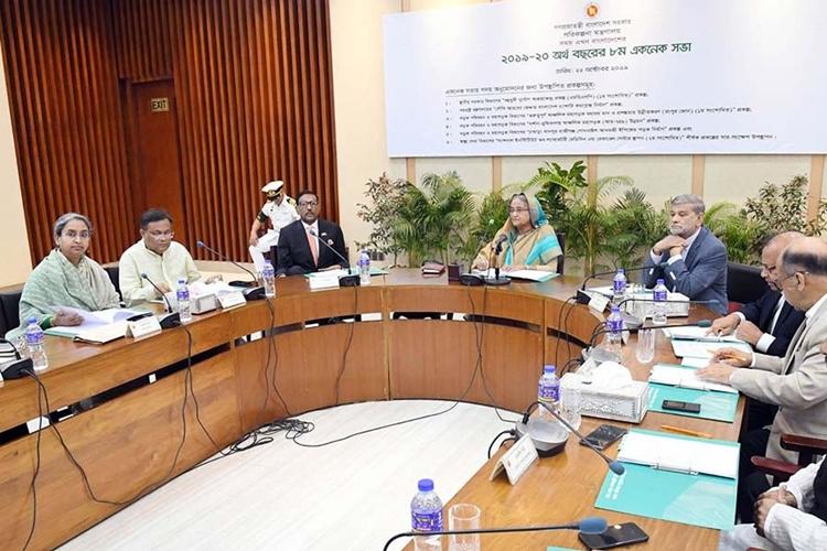 ECNEC approves five projects involving Tk 46.37 billion