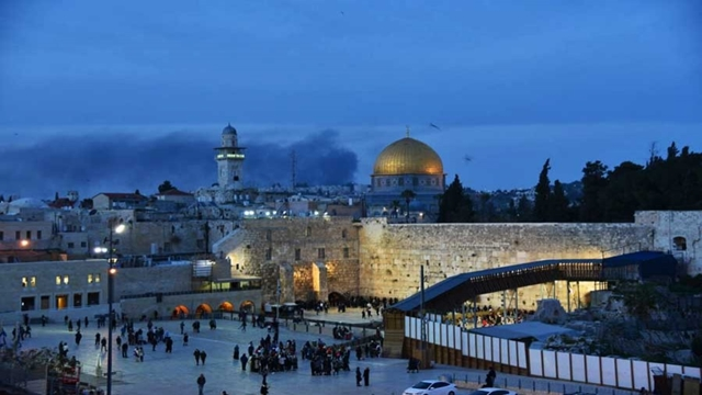 Tourists to Palestine grow 15 pc in 2019: Minister
