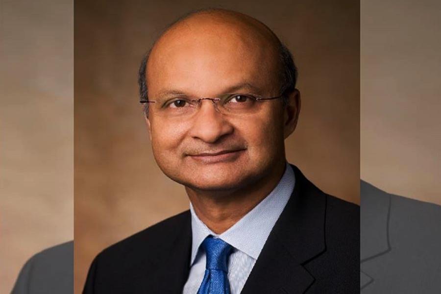 Intel elects Bangladeshi-American Omar Ishrak as board chairman
