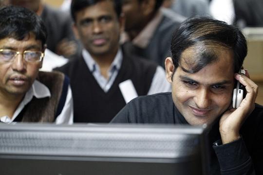 Stocks witness upturn at open