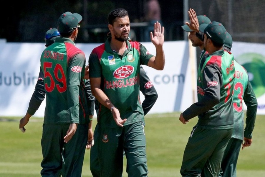 Tigers clinch biggest ODI win against Zimbabwe