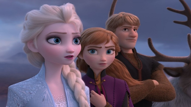 Disney sends 'Frozen 2' to streaming for housebound families