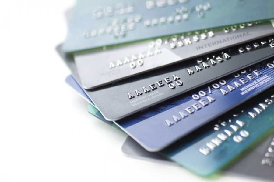 BD sees surge in credit card use