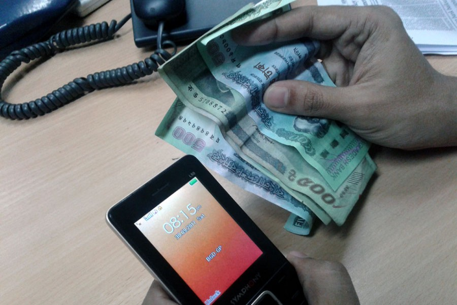 1.92m MFS accounts created in RMG sector to avail mobile banking