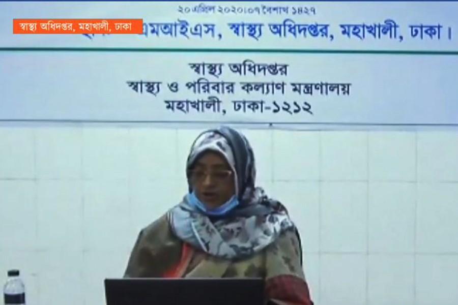 10 more die from coronavirus in Bangladesh, 492 new cases