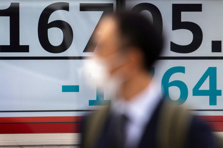 Asia shares extend gains as economies slowly re-open