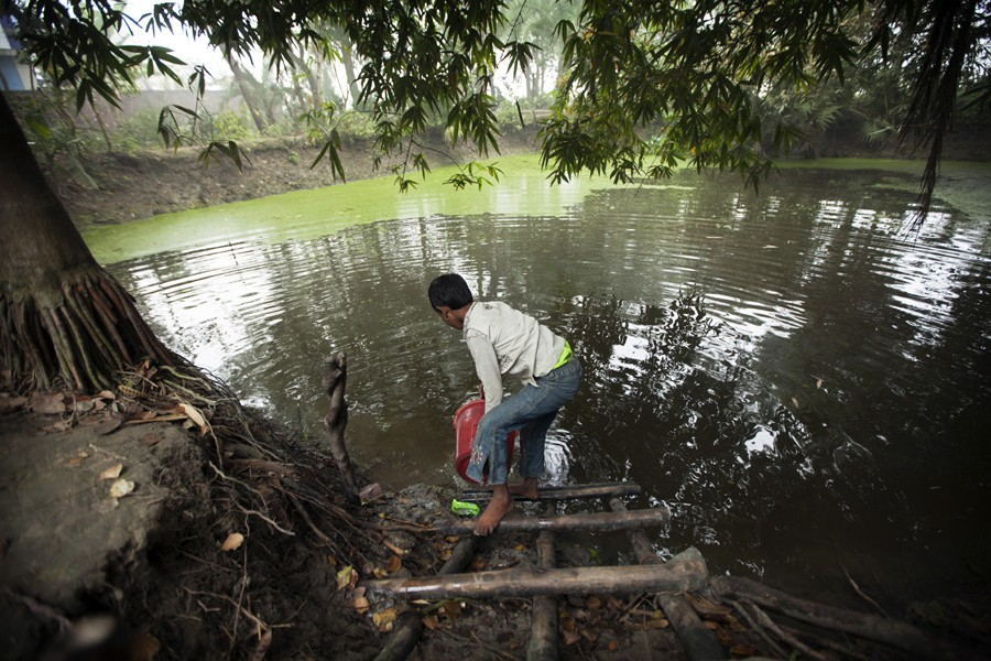 BD water contains harmful pharmaceutical residues, reveals int'l research
