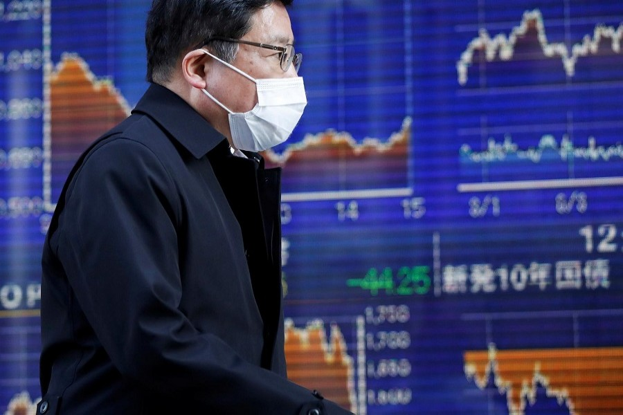 Asian stocks adrift as vaccine rally falters