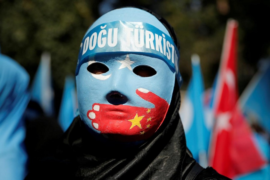 US bill to pressure China over Uighur rights goes to Trump for decision