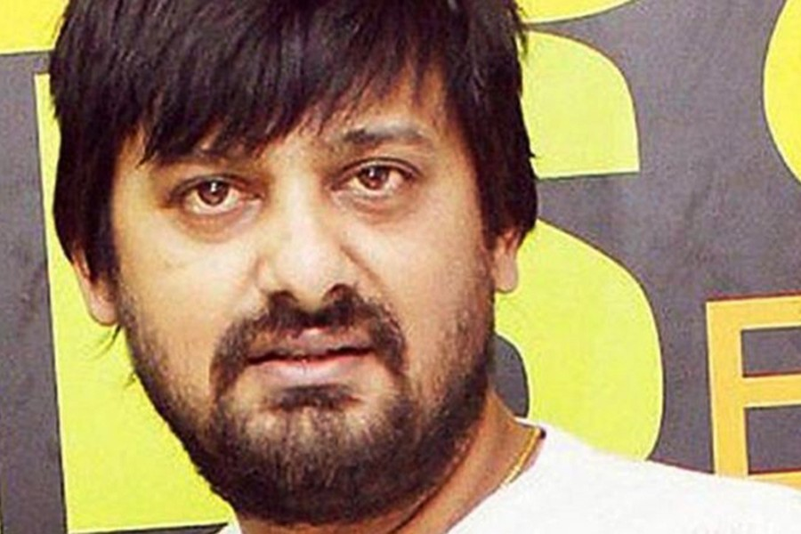 Bollywood music director-singer Wajid Khan dies from Covid-19