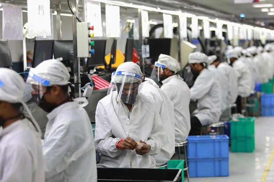 India launches $6.7b plan to boost electronics manufacturing