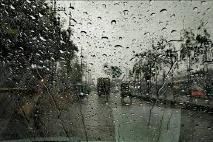 BMD forecasts rain, thundershowers over country