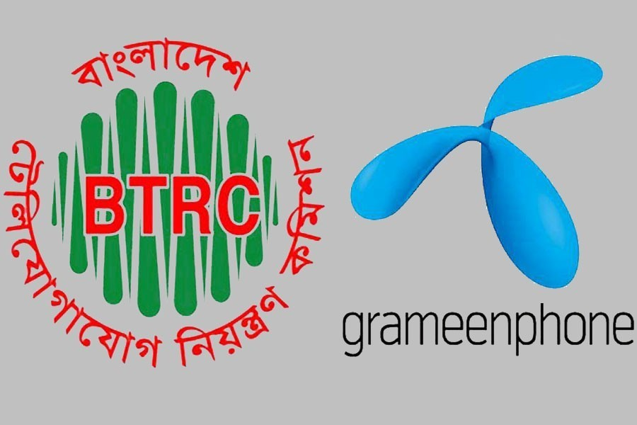 BTRC imposes restrictions on GP under SMP rules