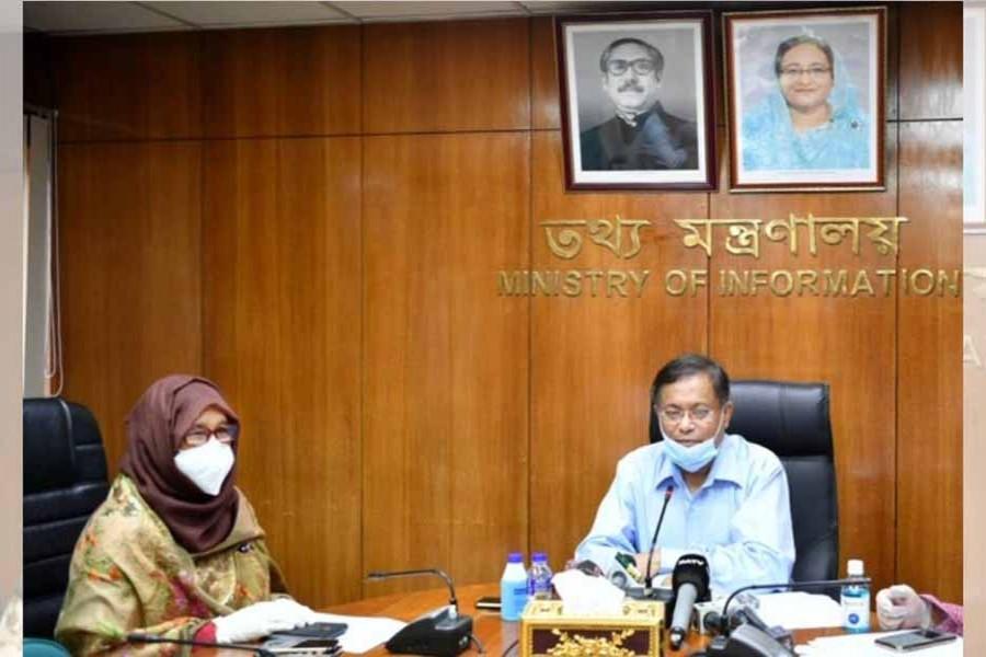 Govt releases list of 34 verified online news portals