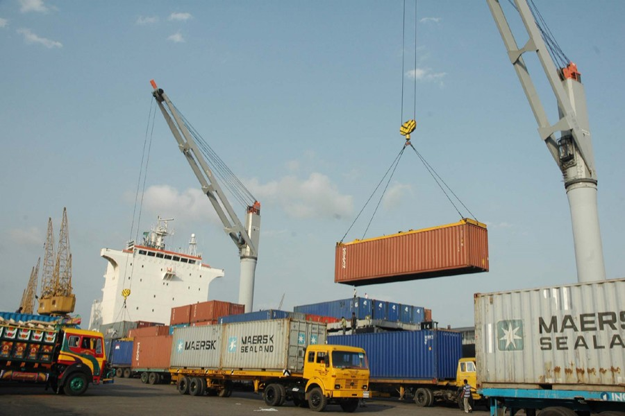 BD RMG exports to US drop 18.54pc in Jan-July