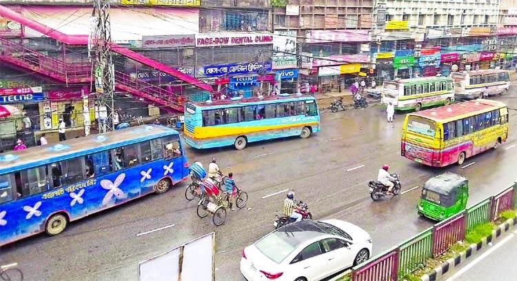 Public transport to resume operation from August 11 on a limited scale
