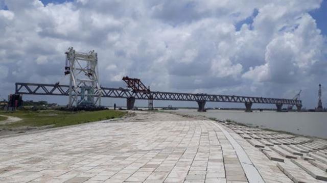 PM to visit Padma Bridge construction progress Saturday