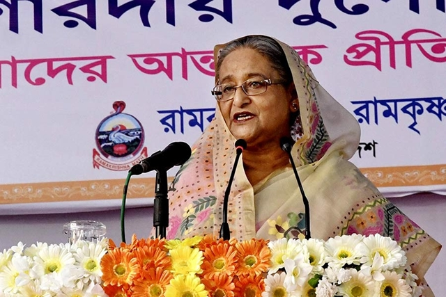 Bangladesh is best example of religious harmony: PM