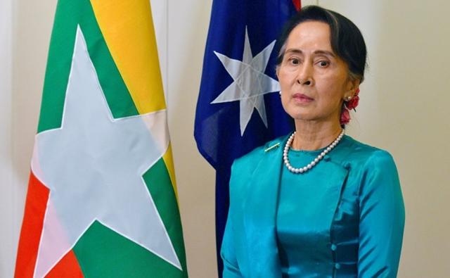 Canada revokes Suu Kyi's honorary citizenship