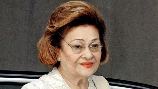 Raj Kapoor's wife Krishna dies at 87