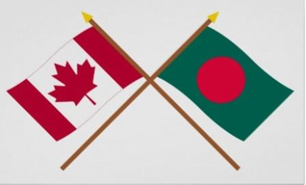 Canada keen to boost trade ties with Bangladesh