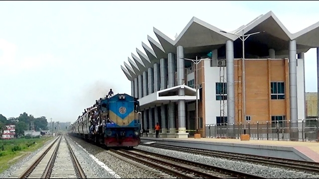 Gazipur Hi-Tech Park rail station to be inaugurated in October