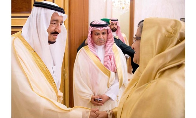PM to hold meeting with Saudi King today