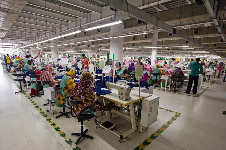 RMG workers, helpers facing termination